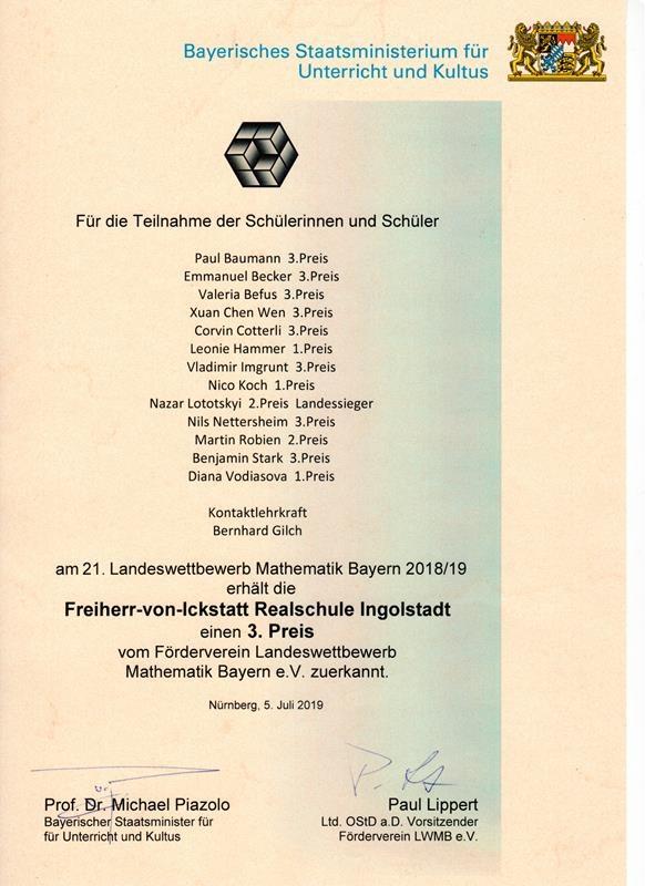 001-Urkunde